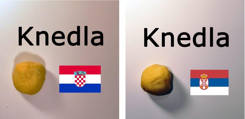 Knedla und Knedla