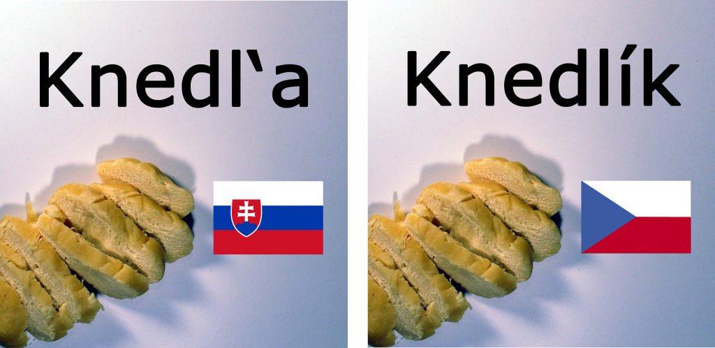 Knedl'a und Knedlík